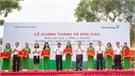 Vietcombank tài trợ 3 tỷ đồng xây dựng Trường THCS Biển Động