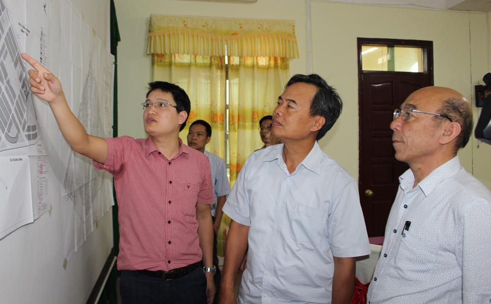 Đẩy nhanh tiến độ, dự án, khu đô thị, khu dân cư mới, Việt Yên, Bắc Giang, Bùi Văn Hạnh