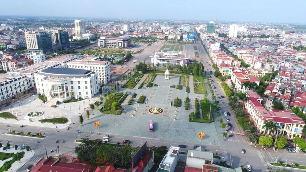 Bac Giang city gears towards meeting first-class city criteria