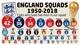 Tuyển Anh dự World Cup luôn có cầu thủ Man Utd