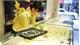 Giá vàng SJC giảm nhẹ, vàng Rồng Thăng Long và thế giới không đổi