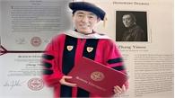 Đạo diễn Trương Nghệ Mưu trở thành tiến sĩ Mỹ danh giá ở tuổi 68