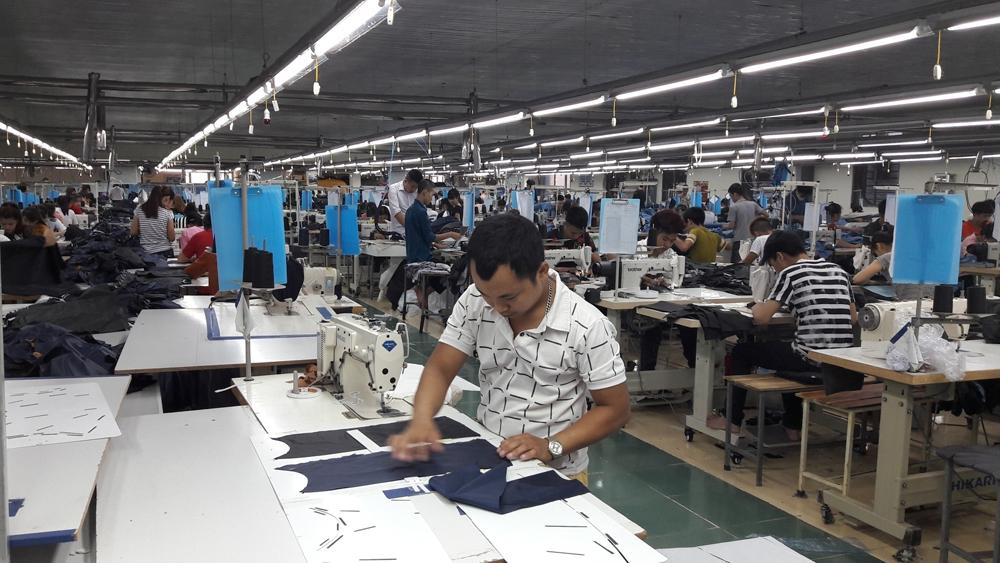 Lạng Giang, việc làm, đầu năm