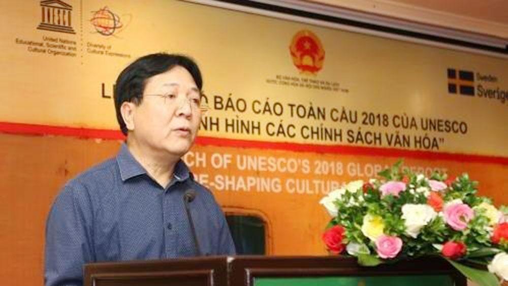 UNESCO Global Report 2018 announced in Vietnam