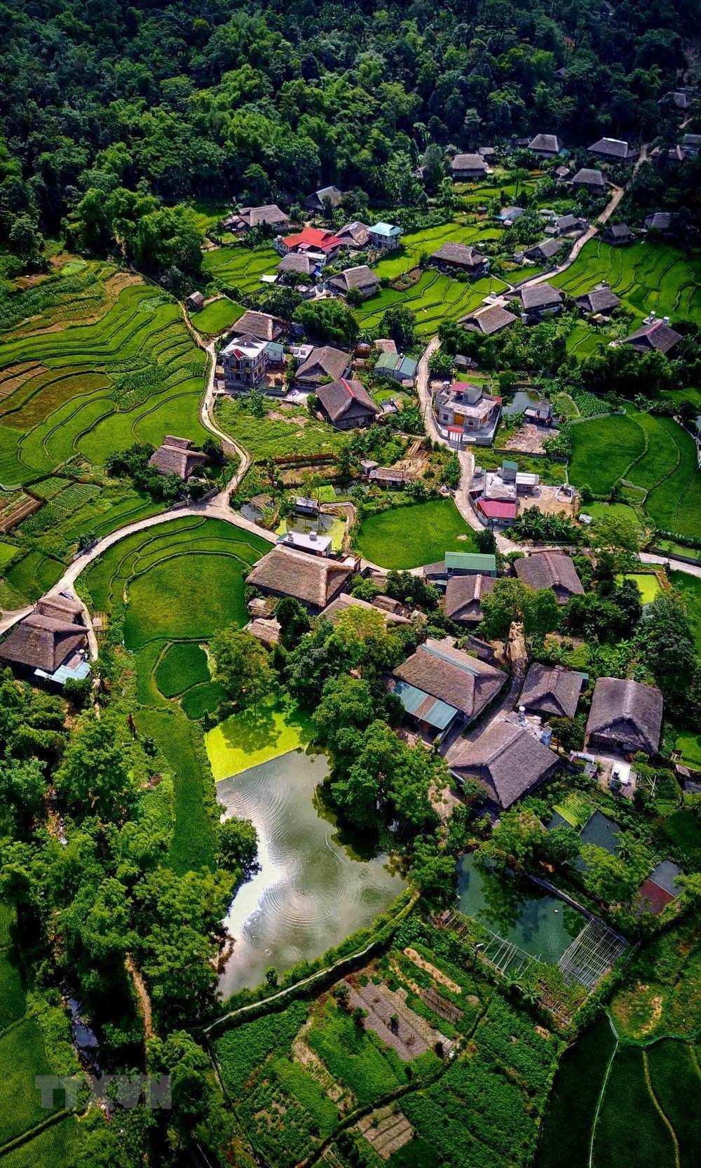 Stunning view, Ha Giang province, natural landscapes, summer destination, untouched natural landscapes, most alluring destinations