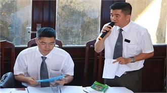 Vụ án Hoàng Công Lương 'có thể oan sai vì vắng cựu giám đốc'