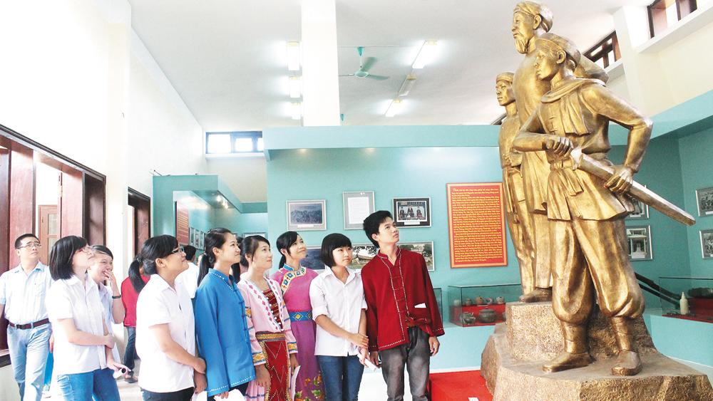 Bảo tàng tỉnh Bắc Giang: Đổi mới, chuyên nghiệp phục vụ du lịch, phát triển KT-XH