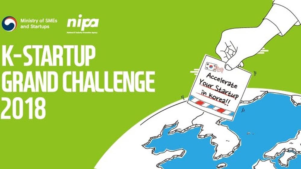 K-Start-up Grand Challenge provides great opportunity for Vietnamese start-ups
