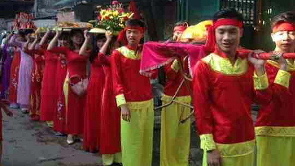 Lên núi Gốm thăm đền Cao Sơn