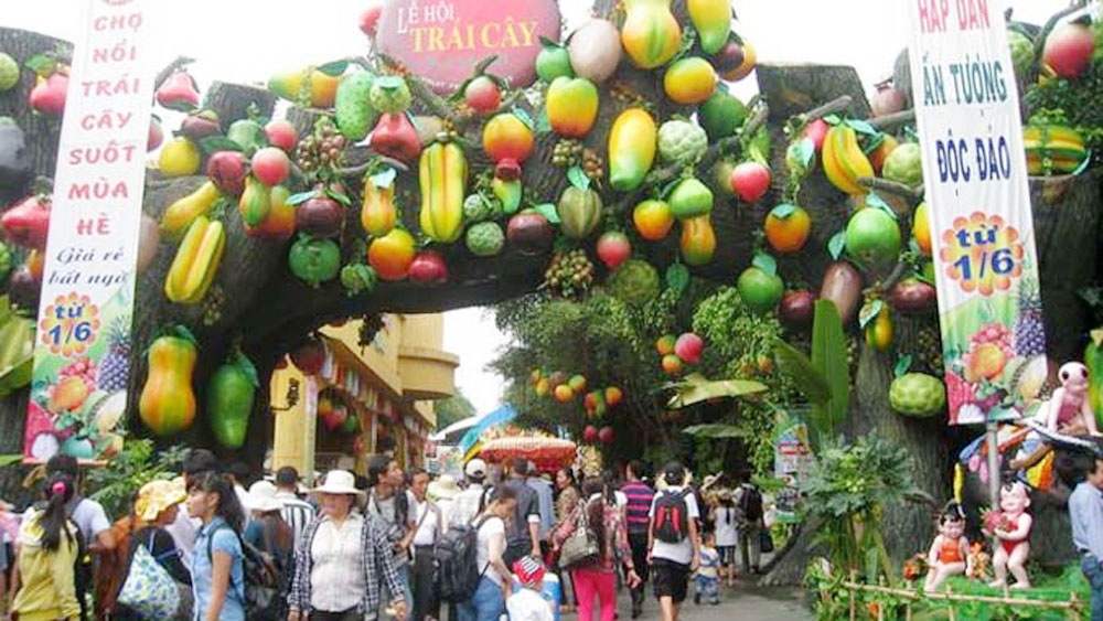 Ho Chi Minh City to host Southern Fruit Festival