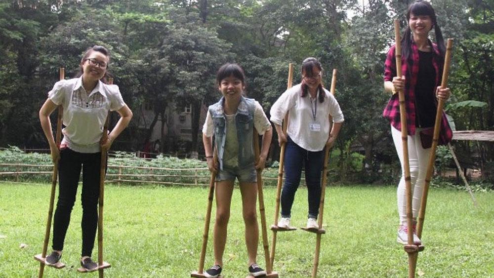 Activities to entertain children on International Children's Day