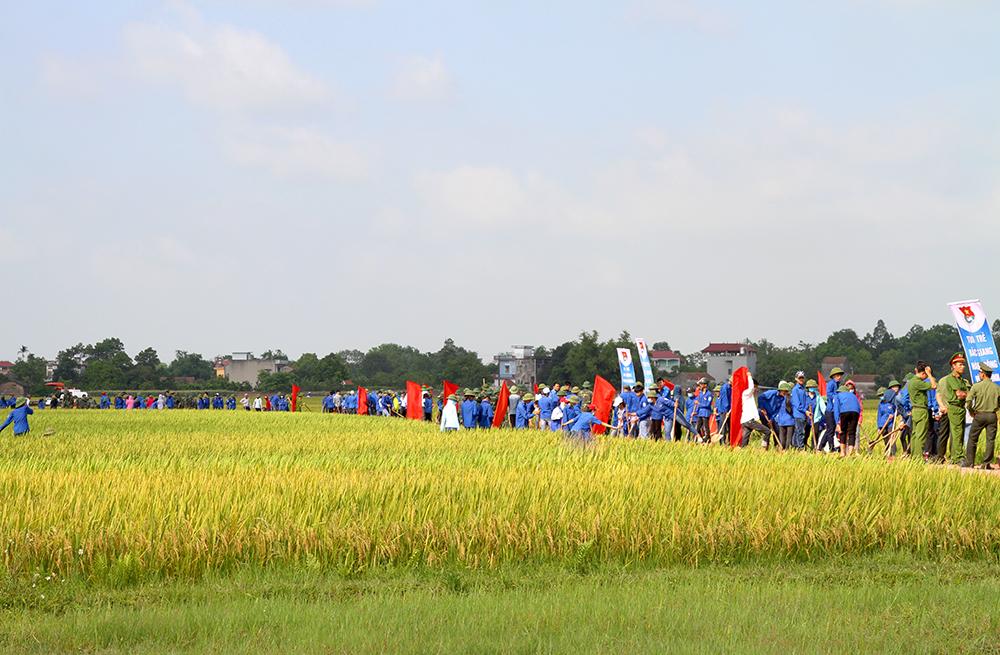 Tuổi trẻ, Bắc Giang, sáng tạo, tình nguyện, cộng đồng, năm 2018