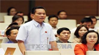 Nhiều đại biểu Quốc hội quan tâm vụ xét xử bác sĩ Hoàng Công Lương