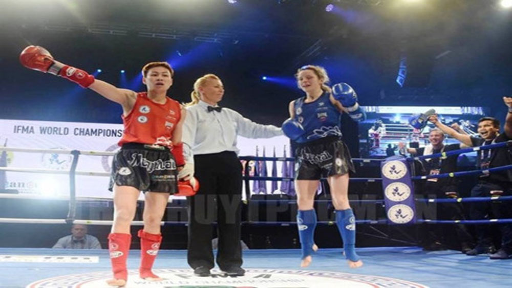 Vietnam bags silvers at world muaythai event