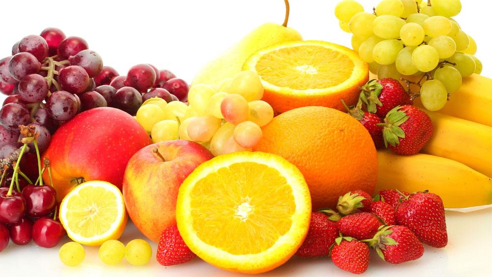 'Tăng cường ăn hoa quả tăng sức đề kháng cho cơ thể. '