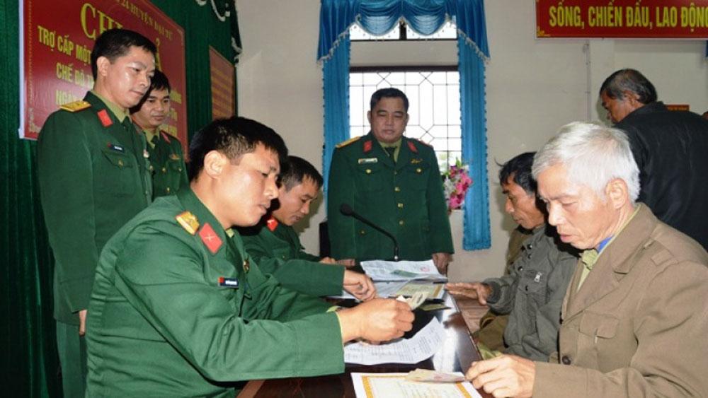 Đề nghị công nhận 2.193 dân công hỏa tuyến khu vực ga phố Tráng và sân bay Kép được hưởng chế độ
