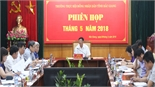 Kỳ họp thứ 5, HĐND tỉnh Bắc Giang khóa XVIII: Dự kiến thông qua 15 nghị quyết