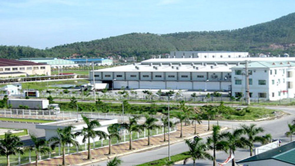 Nearly 30.7 million USD invested in electronic component factory in Quang Chau Industrial Park