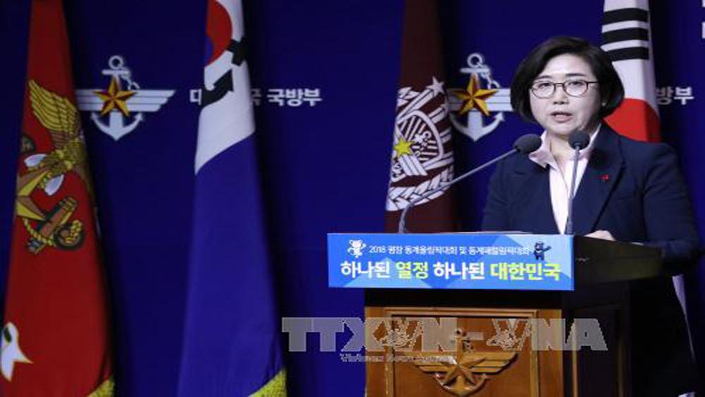 Hàn Quốc tuyên bố sẵn sàng đàm phán quân sự với Triều Tiên bất cứ lúc nào