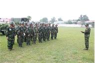 Quân đoàn 2: Diễn tập cơ quan Hậu cần chiến dịch năm 2018