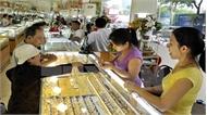 Giá vàng trong nước đi lên, tỷ giá trung tâm tăng 9 đồng/USD