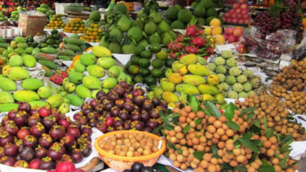 Xuất khẩu nông, lâm, thủy sản thu về 15,6 tỷ USD