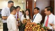 Xúc tiến tiêu thụ vải thiều Bắc Giang tại Trung Quốc