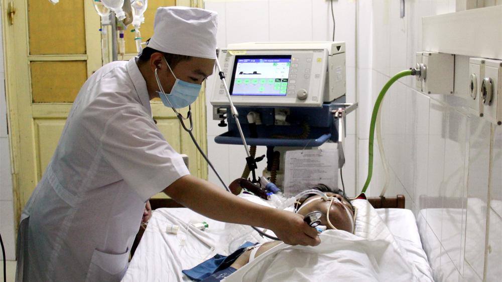 Bệnh viện Đa khoa tỉnh Bắc Giang lần đầu tiên triển khai kỹ thuật lọc máu liên tục