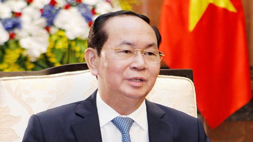Vietnam's president pays five-day state visit to Japan
