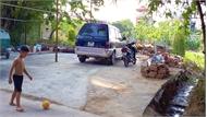Tái diễn lấn chiếm đất công tại thôn Hoàng Mai 2