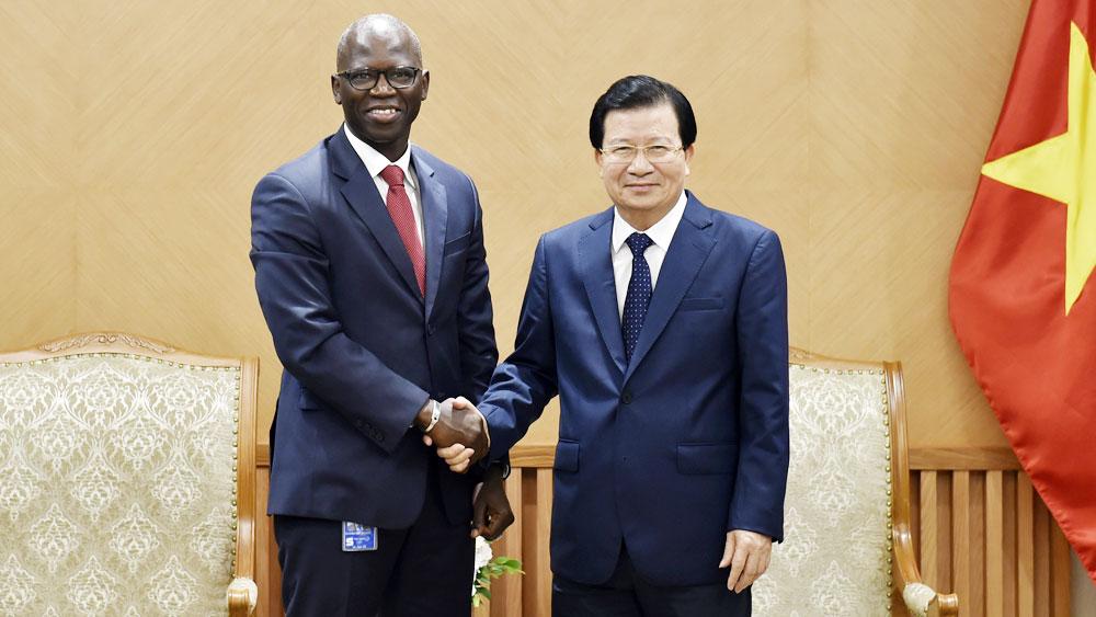 WB ready to help Vietnam develop transport infrastructure