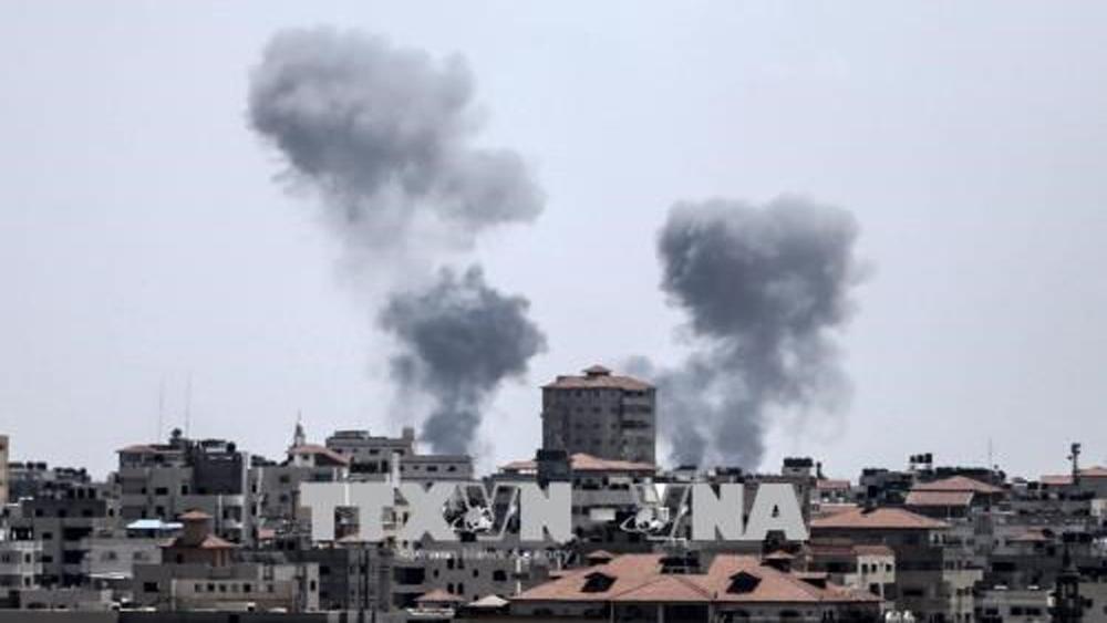 Các nhóm chiến binh tại Gaza thông báo ngừng bắn với Israel