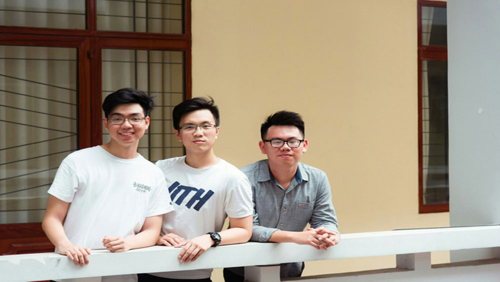 Nam sinh, Sài Gòn, đỗ 11 đại học Mỹ, tổng học bổng