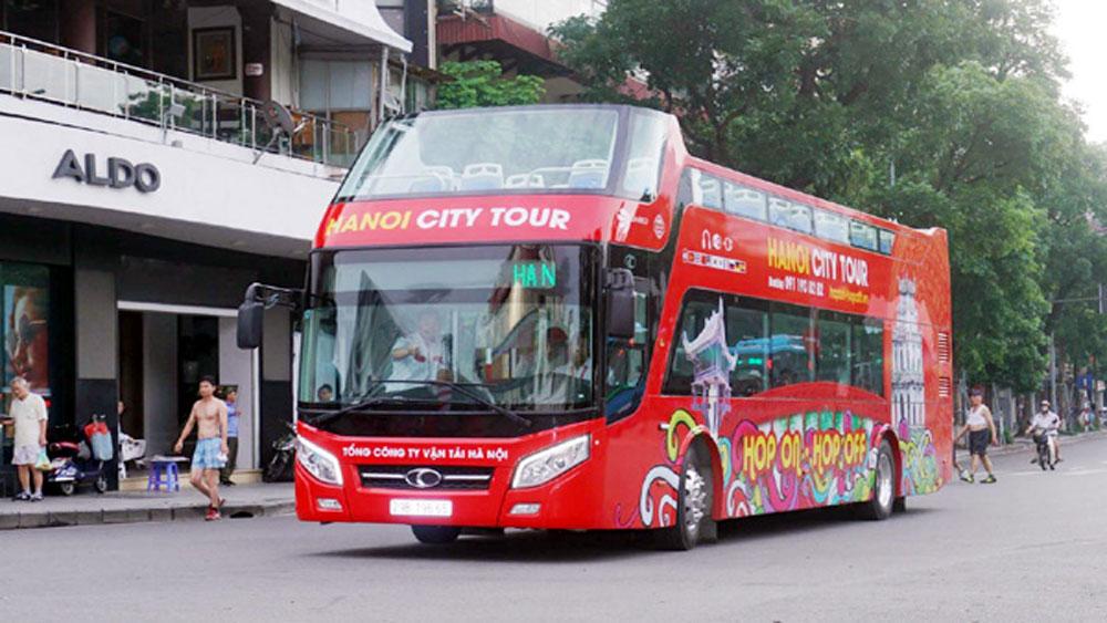Hà Nội, khai trương, tuyến xe buýt hai tầng Hanoi City Tour