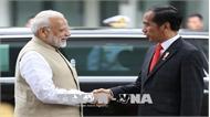 Ấn Độ, Indonesia thiết lập quan hệ đối tác chiến lược toàn diện mới