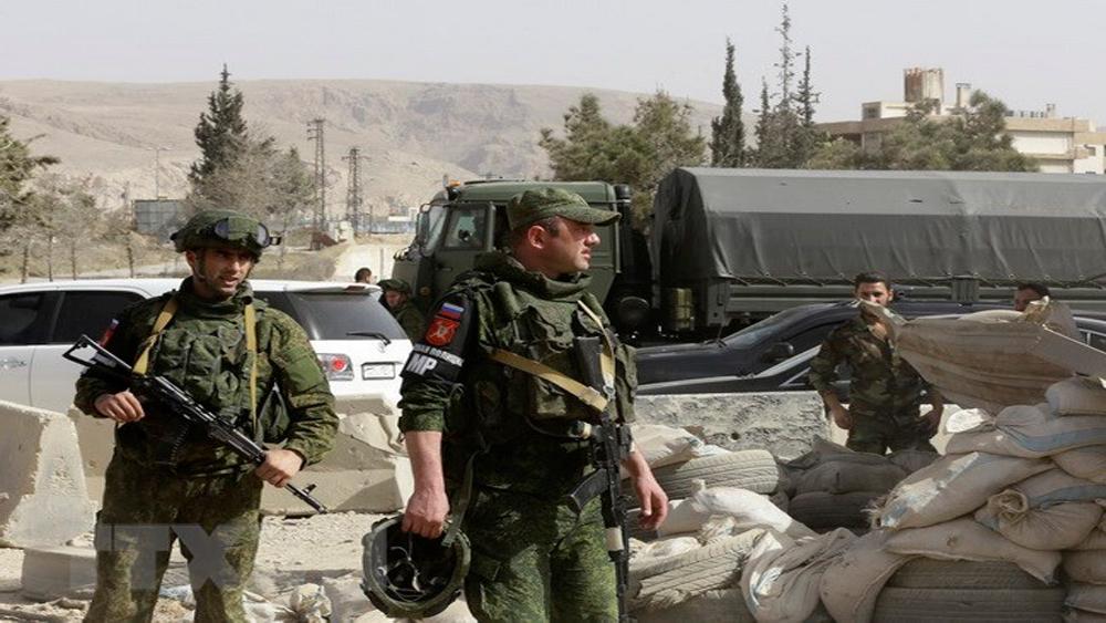 Nga: Các lực lượng nước ngoài cần rời khỏi biên giới phía Nam Syria