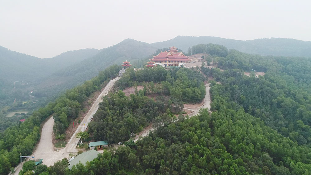 Yen Dung district, tourism, culture potential, Vinh Nghiem pagoda, valuable woodblocks, Bac Giang province, World Documentary Heritage, relic sites, tourism development, historical values