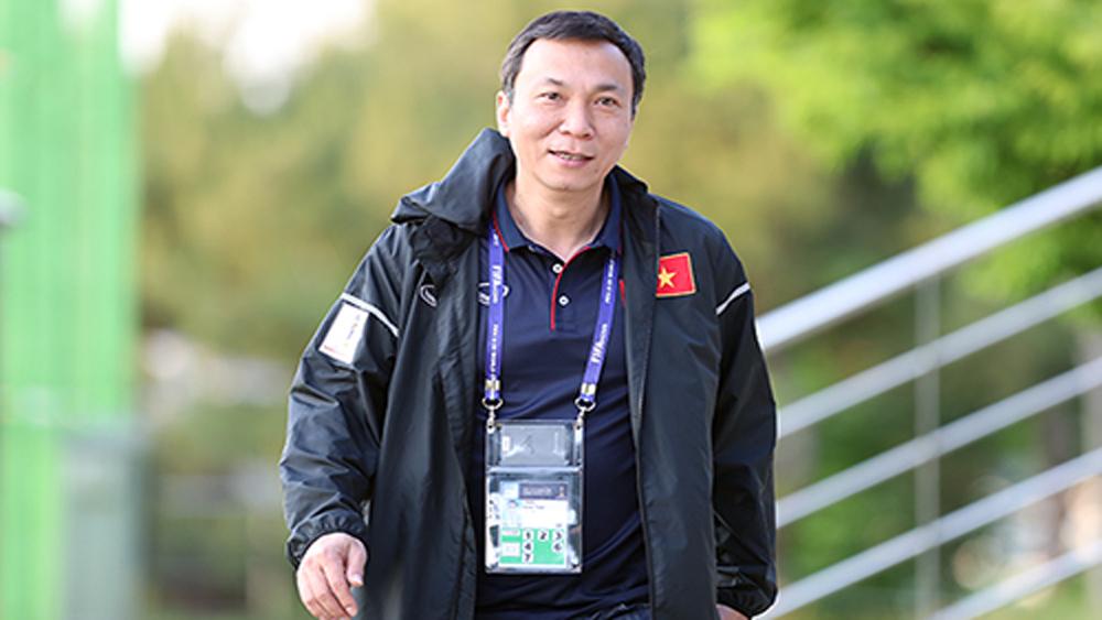 Tổng cục Thể dục Thể thao rút ông Trần Quốc Tuấn khỏi VFF