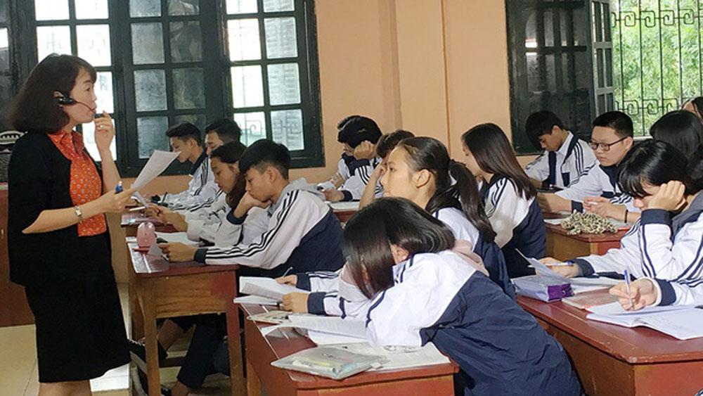 Sẽ sắp xếp còn 10 trường sư phạm, giao sở, phòng giáo dục chủ trì tuyển giáo viên