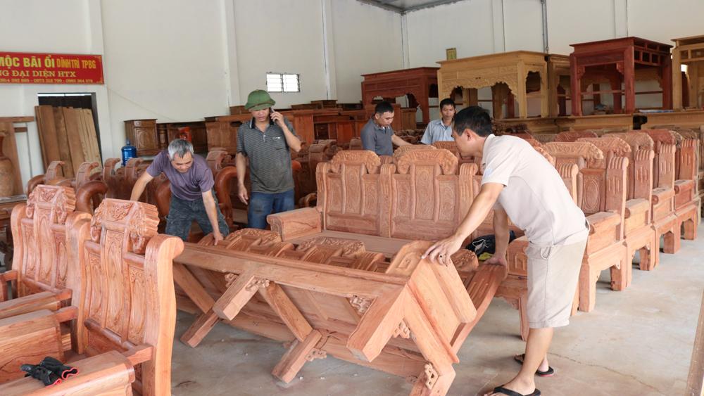 UBND tỉnh quyết định chủ trương đầu tư cho 309 dự án trên địa bàn TP Bắc Giang
