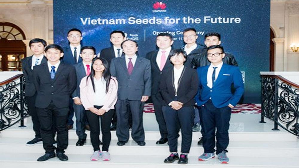 Cơ hội tham gia khóa học bổng về công nghệ tại Trung Quốc