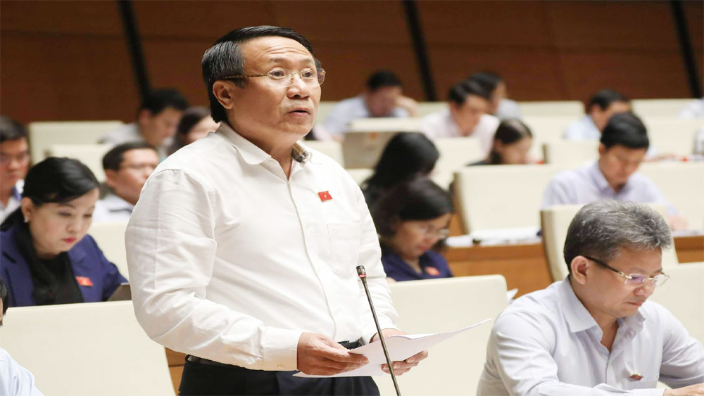 Đại biểu Hà Sỹ Đồng: Tránh lợi dụng kẽ hở chính sách tạo lợi ích nhóm