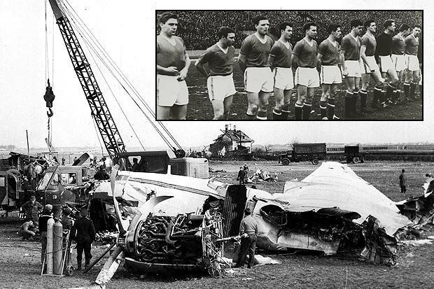 tai nạn hàng không, thảm họa Munich, CLB Manchester United