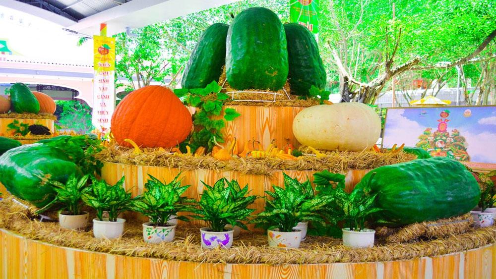 Khai mạc, Lễ hội Trái cây, Nam bộ