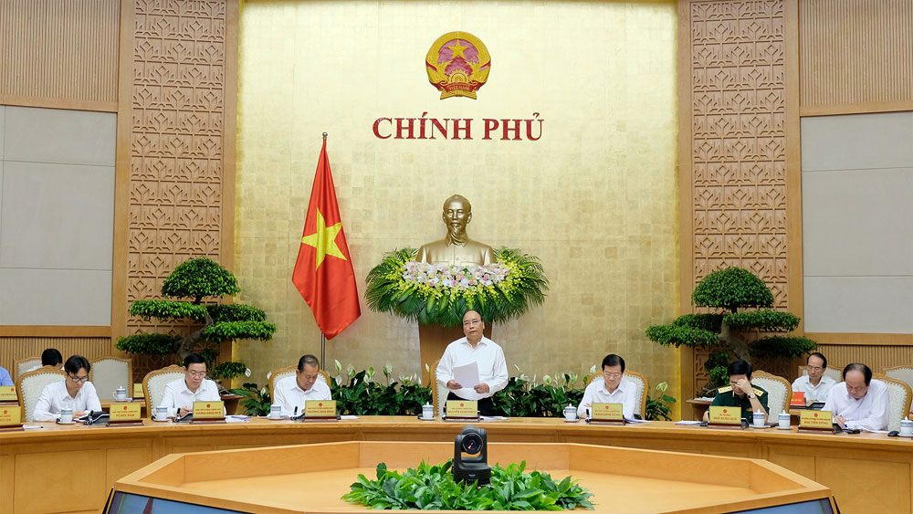 Thông cáo, báo chí, phiên họp Chính phủ thường kỳ tháng 5