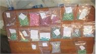 Phá đường dây sản xuất ma túy cực lớn ở TP Hồ Chí Minh