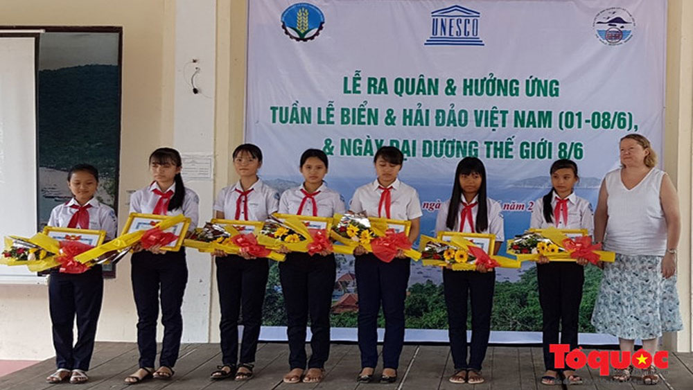 Da Nang marks World Ocean Day