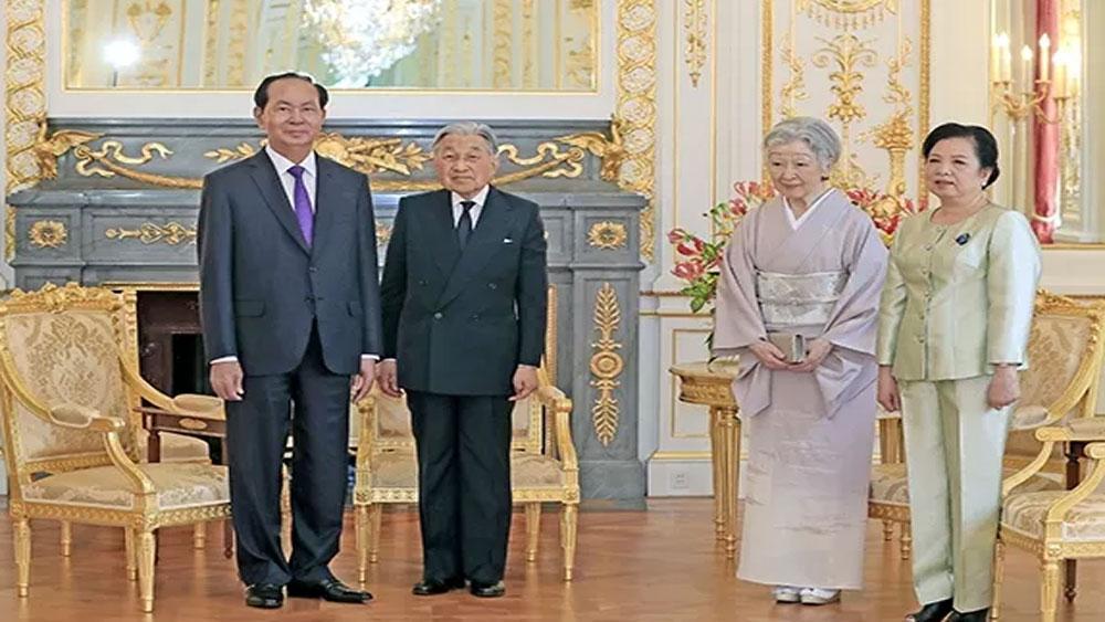 Chủ tịch nước Trần Ðại Quang, kết thúc, tốt đẹp, chuyến thăm cấp nhà nước tới Nhật Bản