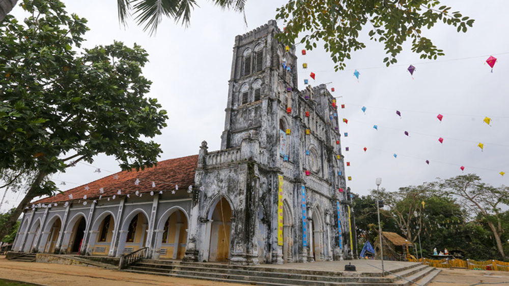 Discover a centuries old gothic treasure in Vietnam