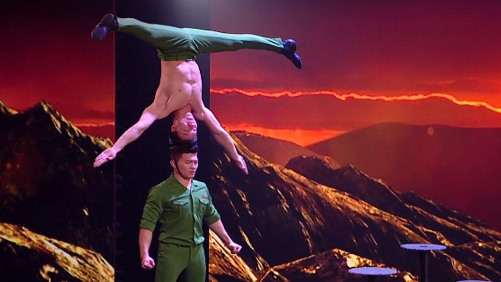 Vietnamese shine at Britain's Got Talent